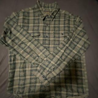 calee チェックシャツ