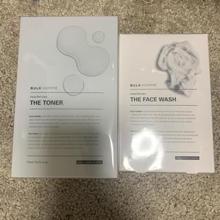 プロダクト(PRODUCT)のバルクオム 洗顔剤化粧水セット(洗顔料)