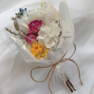 ミックス ドライフラワー 花束 ブーケ 母の日 母の日ギフト(ドライフラワー)