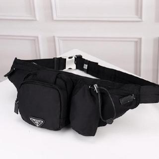 プラダ(PRADA)のプラダ人気のメンズファッションベルトバッグ(ウエストポーチ)