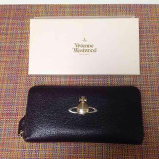 ヴィヴィアンウエストウッド(Vivienne Westwood)のヴィヴィアン★ラウンドファスナー長財布(財布)