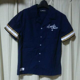 カウンターカルチャー(Counter Culture)のCOUNTER CULTURE ボーリングシャツ Mサイズ アメカジ ルード 服(シャツ)