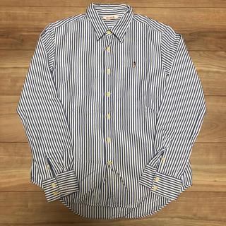 フォーティーファイブアールピーエム(45rpm)のノン様専用 美品 45rpm ストライプ長袖シャツ ボタンダウンシャツ (シャツ)