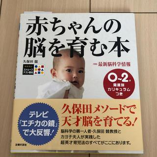 赤ちゃんの脳を育む本 0~2歳発達別カリキュラムつき(結婚/出産/子育て)