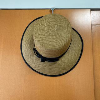 トゥモローランド(TOMORROWLAND)のエリックジャビッツのストローハット(麦わら帽子/ストローハット)