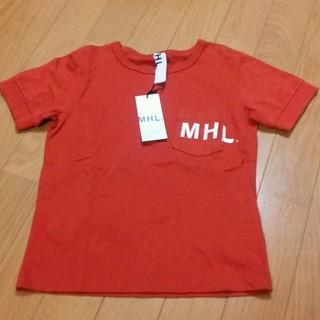マーガレットハウエル(MARGARET HOWELL)のMHL キッズTシャツ(Tシャツ/カットソー)
