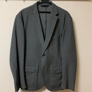 ムジルシリョウヒン(MUJI (無印良品))の無印良品 ダブルジャージー ジャケット M(テーラードジャケット)