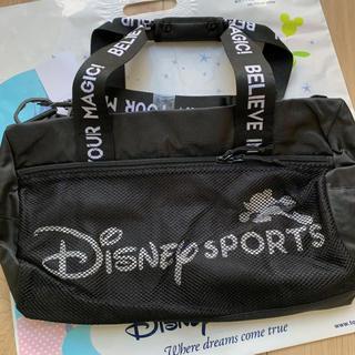 ディズニー(Disney)の新品☆ディズニースポーツ ボストンバッグ☆ディズニーリゾート限定(ボストンバッグ)