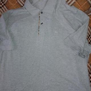 バーバリー(BURBERRY)のBURBERRY/メンズポロシャツ XLサイズ(その他)
