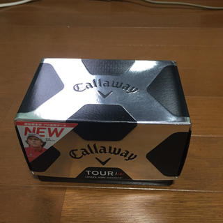 キャロウェイ(Callaway)のキャロウェイ TOUR i(Z) プロ使用ボール【未使用、新品】(その他)