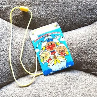アンパンマン(アンパンマン)の【DVD購入でプレゼント!!】アンパンマンカードケース(アニメ)