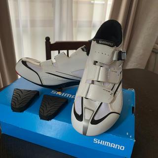 シマノ(SHIMANO)のシマノ サイクリングシューズ 29.2cm SPDSL クリートカバー(ウエア)
