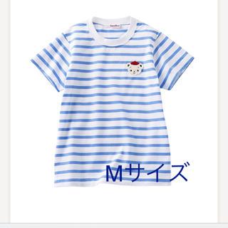 ファミリア(familiar)のファミリアブルー限定Tシャツ Mサイズ(Tシャツ(半袖/袖なし))