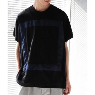 ドゥルカマラ(Dulcamara)のDulcamara ワイドドルマンフレームT(Tシャツ/カットソー(半袖/袖なし))