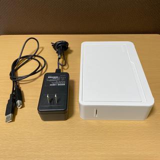 アイオーデータ(IODATA)の外付HDD IO DATA HDC-EU1.0(PC周辺機器)