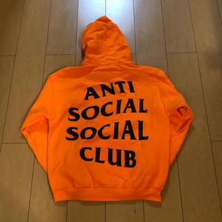 アンディフィーテッド(UNDEFEATED)のANTI SOCIAL CLUB パーカー(パーカー)