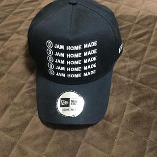 JAM HOME MADE & ready made - ジャムホームメイド❌ニューエラ キャップ