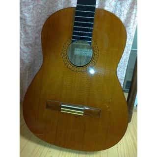 茶位幸信クラシックギターNo.6(クラシックギター)