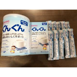 ワコウドウ(和光堂)のフォローアップミルク ぐんぐん セット(その他)