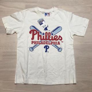 (新品)メジャーリーグベースボールTシャツ130(Tシャツ/カットソー)