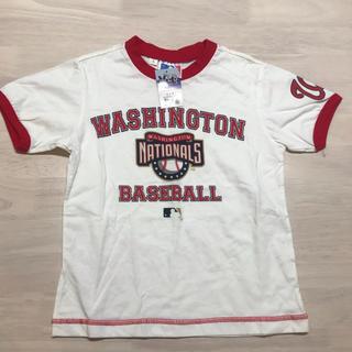 (新品)メジャーリーグベースボールTシャツ120(Tシャツ/カットソー)