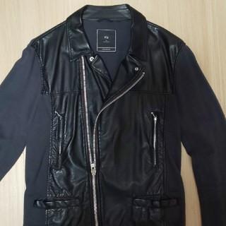 UNDERCOVER - ライダースジャケット(ユニクロ×アンダーカバー)