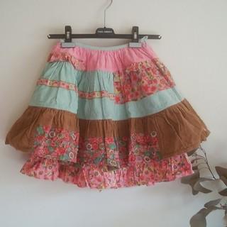 オイリリー(OILILY)のoilily♡128スカート(スカート)