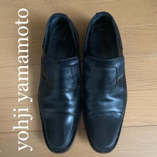 ヨウジヤマモト(Yohji Yamamoto)の⭐︎大幅値下げ【yohji yamamoto】レザーシューズ 革靴(ローファー/革靴)