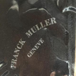 フランクミュラー(FRANCK MULLER)のFRANK MULLER フランクミュラー ノベルティ 黒 クロス(ノベルティグッズ)
