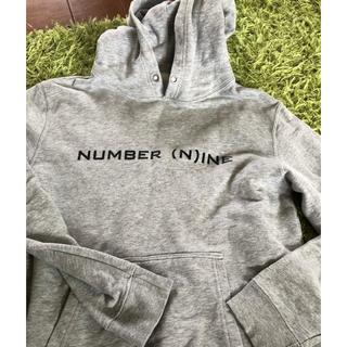 ナンバーナイン(NUMBER (N)INE)のナンバーナイン パーカー ジュニア(その他)
