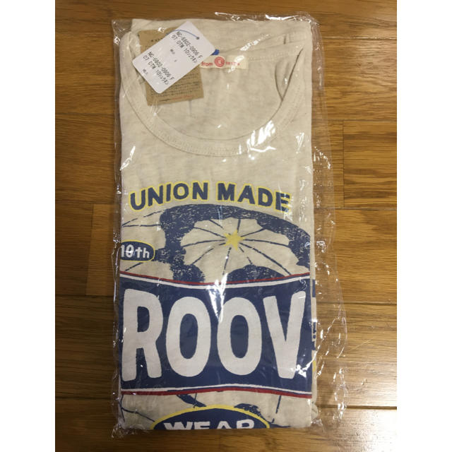 rough(ラフ)のin the groove 10周年 ノベルティTシャツ レディースのトップス(Tシャツ(半袖/袖なし))の商品写真