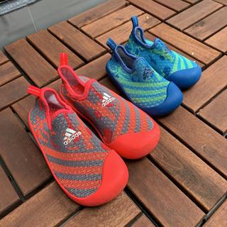 アディダス(adidas)の【keimico様専用】アディダス ウォーターシューズ(マリン/スイミング)