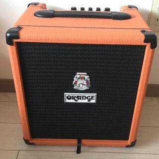 orange crush cr25bx(ベースアンプ)