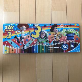 ディズニー(Disney)の色鉛筆 50色 トイストーリー ディズニー ぬりえ 塗り絵 24色 36色 (色鉛筆)