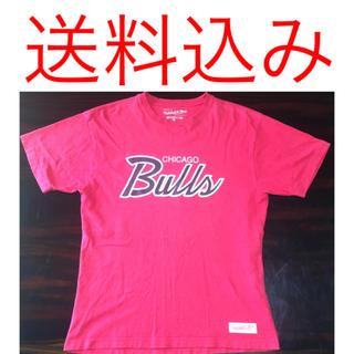 Mitchell & Ness Chicago Bulls Script Tee(Tシャツ/カットソー(半袖/袖なし))