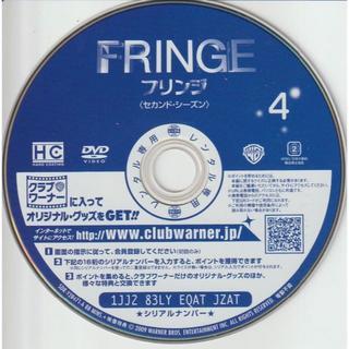 フリンジ セカンドシーズン4 [DVD-ディスクのみ](TVドラマ)