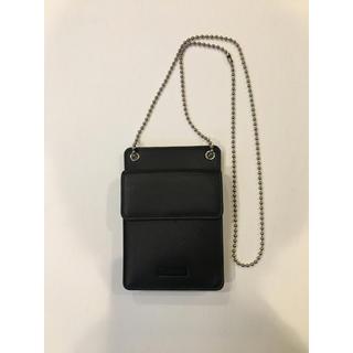 シュプリーム(Supreme)のSupreme Leather ID Holder (パスケース/IDカードホルダー)