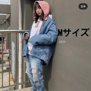 スビ(ksubi)のKITH X KSUBI APOLLO JACKET TINTZ Mサイズ(Gジャン/デニムジャケット)