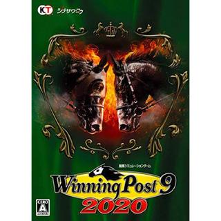 プレイステーション4(PlayStation4)のウイニングポスト9 2020 winningpost(家庭用ゲームソフト)