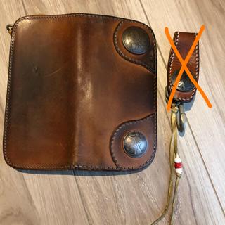 レッドムーン(REDMOON)のレッドムーンRED MOON 初期、ネバダ 財布(長財布)
