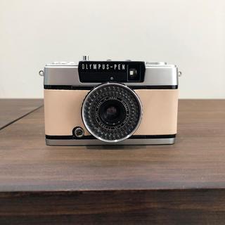 オリンパス(OLYMPUS)の【整備済・完動品】 OLYMPUS PEN EE-3 ナチュラル(フィルムカメラ)