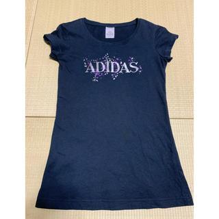 アディダス(adidas)のadidas  レディースTシャツ M(Tシャツ(半袖/袖なし))