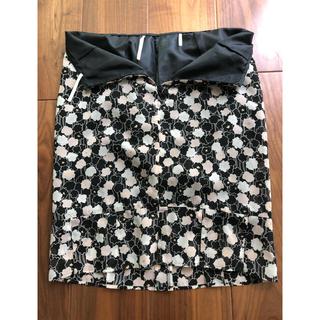 ヨンドシー(4℃)の4℃ スカート サイズ38  日本製(ひざ丈スカート)