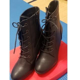 新品Zipper ショートブーツ(ブーツ)