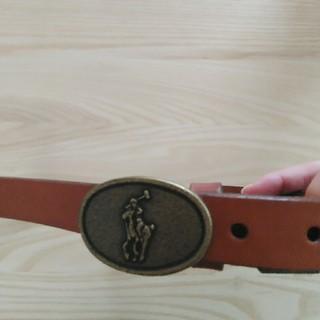 ポロラルフローレン(POLO RALPH LAUREN)のラルフローレン 子供用革ベルト(ベルト)