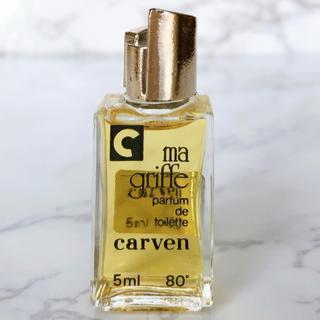 カルヴェン carven  マ・グリフ パルファムド トワレ ミニ香水 5ml
