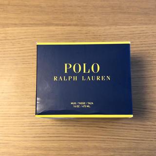 ポロラルフローレン(POLO RALPH LAUREN)のPOLO マグカップ 星条旗 (グラス/カップ)