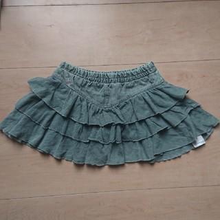 ディーゼル(DIESEL)のdiesel baby/kidsカーキ スカート(スカート)