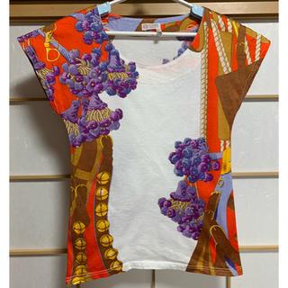 ロエベ(LOEWE)のロエベ  ノースリーブTシャツ トップス Mサイズ(Tシャツ(半袖/袖なし))
