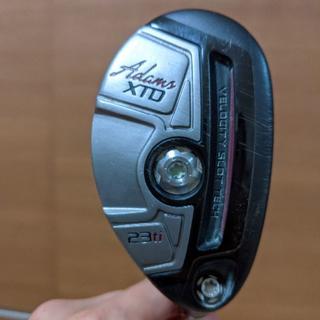 アダムスゴルフ(Adams Golf)の美品 Adams XTD Ti ユーティリティ (アダムス)(クラブ)